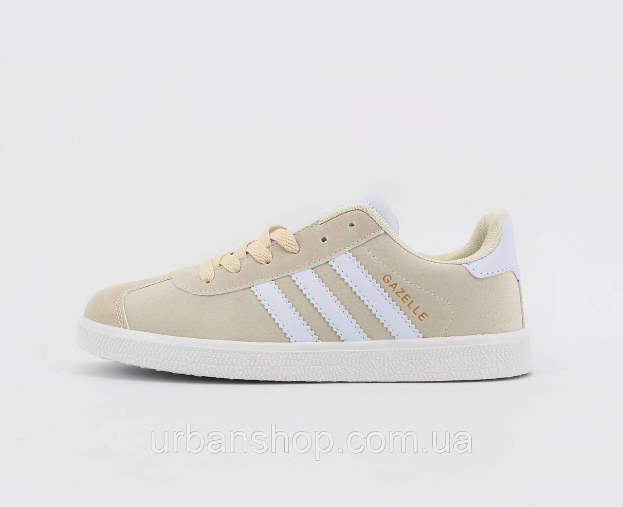 Взуття Adidas Adidas Gazelle бежеві 36