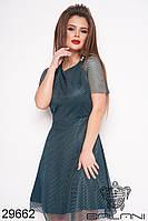 Вечернее  платье-  29662 (4 цвета) размер с 44 по 48 .(бн)