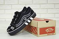 Взуття Vans Old Skool х OFF WHITE 35, фото 1