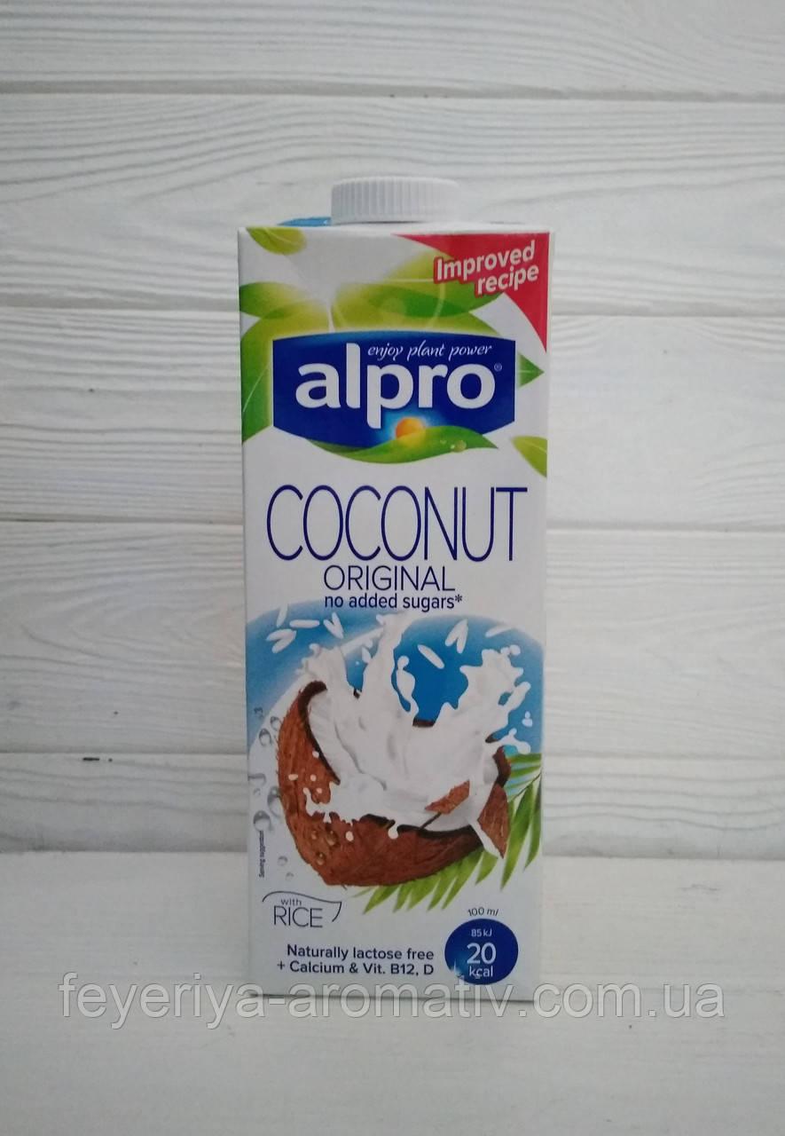 Кокосово-рисовое молоко Alpro Coconut 1л (Бельгия)
