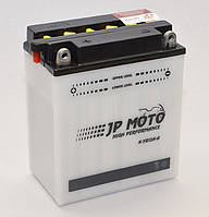 Аккумулятор мотоциклетный JP Moto 12Ah-12v CB12A-A (YB12A-A) , 12В, 12Ач, EN155А