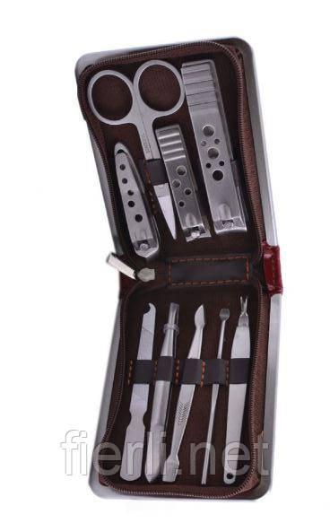 Маникюрный набор 9 предметов №62026-9