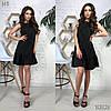 Платье, ткань: костюмка.  Размер:С,М. Разные цвета ( В419 ), фото 5