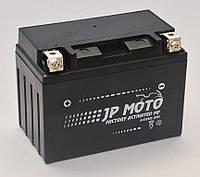 Аккумулятор мотоциклетный JP Moto 11Ah-12v YTZ12-S , 12В, 11Ач, EN140А