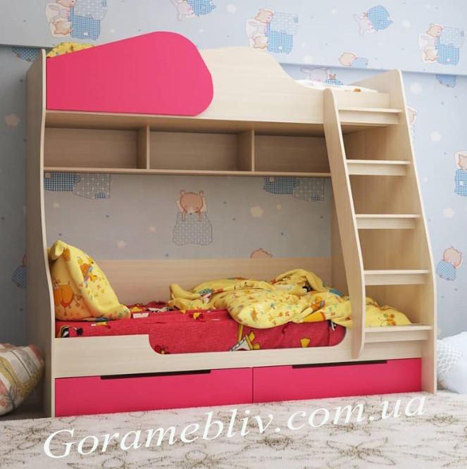 """Кровать детская двухъярусная """"Балу"""""""