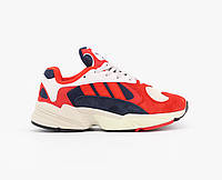 Взуття Adidas Yung 1 White Red Blue 36