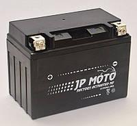 Аккумулятор мотоциклетный JP Moto 11,2Ah-12v YTZ14S , 12В, 11,2Ач, EN140А