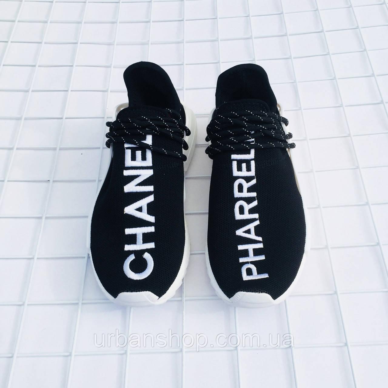 quality design e6307 01c08 Взуття Adidas Chanel x adidas Originals Pharrell Williams Hu NMD 36