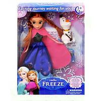 Кукла Анна из мультфильма Холодное сердце Фрозен 0986B, фото 1