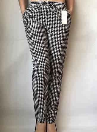 Женские летние штаны N°17 ЧБ , фото 2