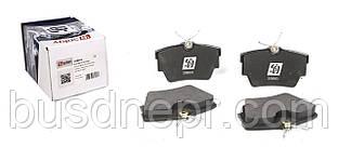 Колодки тормозные (задние) Renault Trafic/Opel Vivaro 01- SOLGY 7701054772