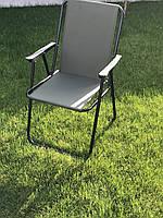 """Стул - кресло LyaHome """" Фидель """" для рыбалки зеленый"""