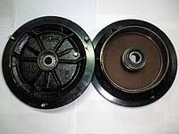 Ступица и тормозной барабан задний в сб 110206-3104010 с подшипниками на Таврию ЗАЗ-1102. Задний барабан завод, фото 1