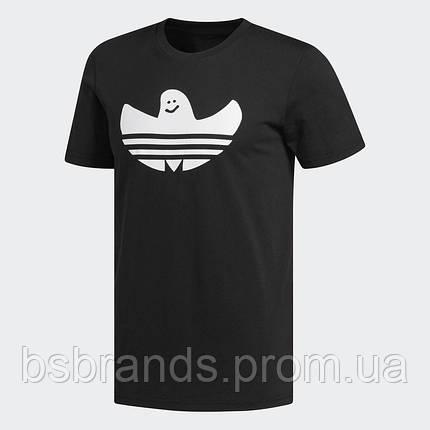 Спортивная мужская футболка Adidas SOLID SHMOO, фото 2