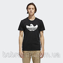 Спортивная мужская футболка Adidas SOLID SHMOO, фото 3