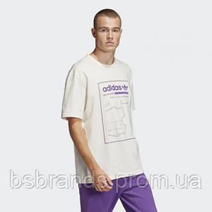 Мужская футболка adidas KAVAL GRAPHIC (АРТИКУЛ: DV1917)