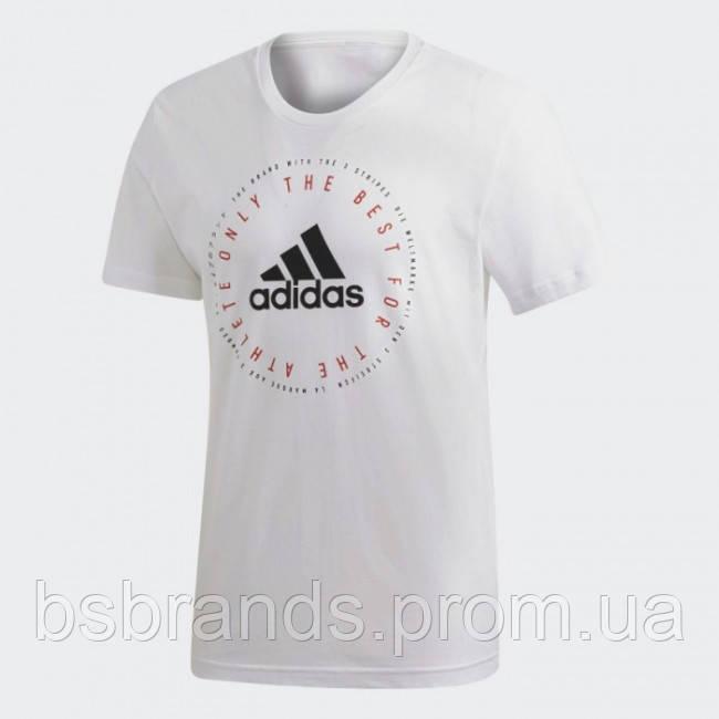 Мужская футболка adidas EMBLEM (АРТИКУЛ:DV3100)