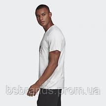 Мужская футболка adidas EMBLEM (АРТИКУЛ:DV3100), фото 3