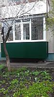 Окна двери балконы лоджии,веранды,расширение проемов,сварочные работы. окна двери Steko