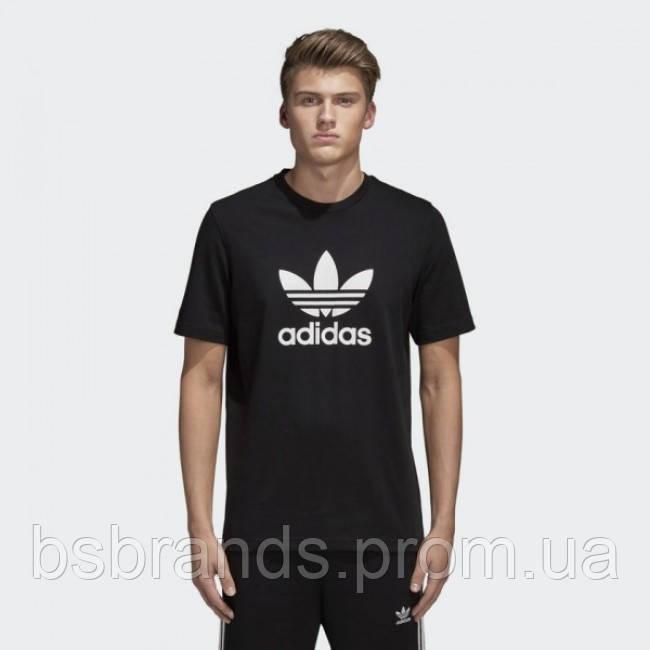 Мужская футболка adidas ADICOLOR TREFOIL(АРТИКУЛ:CW0709) (2020/1)