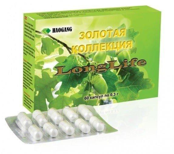 Купить Лонг Лайф (Long Life) Хао Ган (усиления защитных свойств)