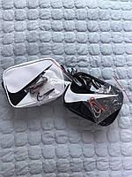 Месенджер Nike white
