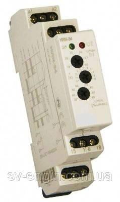HRN-33, HRN-34, HRN-35, HRN-37, HRN-6x - реле контроля напряжения