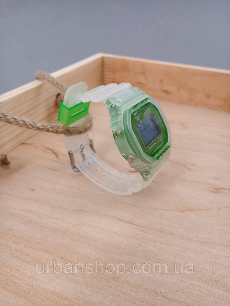 Годинник G - Shock green