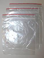 Пакеты с замком Zip-Lock  150*140 мм