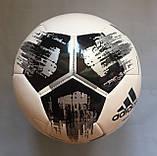 Мяч футбольный ADIDAS TEAM GLIDER CZ2230 (размер 4), фото 4