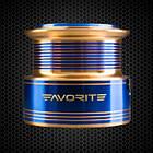 Котушка Favorite Sapphire 4000S 5,2:1 6+1, фото 9