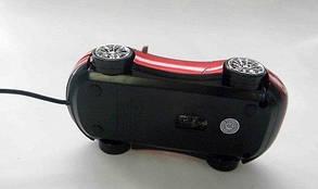 Компьютерная мышь проводная USB 5070 Машинка, фото 2