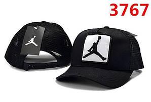 Бейсболка кепка Эир Джордан мужская/женская черная (реплика) Сap Air Jordan Black
