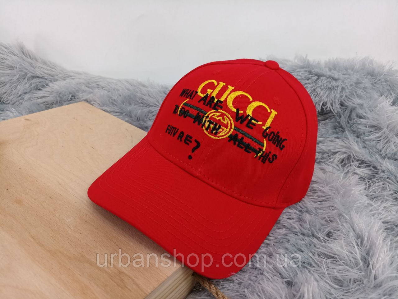 Кепка Gucci Gucci