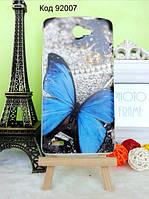 Чехол для Lenovo S920 оригинальная панель накладка с рисунком бабочка
