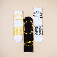 Шкарпетки Vetements х Reebok Vetements х Reebok white & yellow