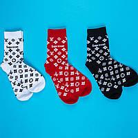 Шкарпетки Supreme Louis Vuitton Supreme Louis Vuitton red