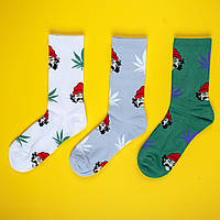 Шкарпетки Cheech & Chong Cheech&Chong green