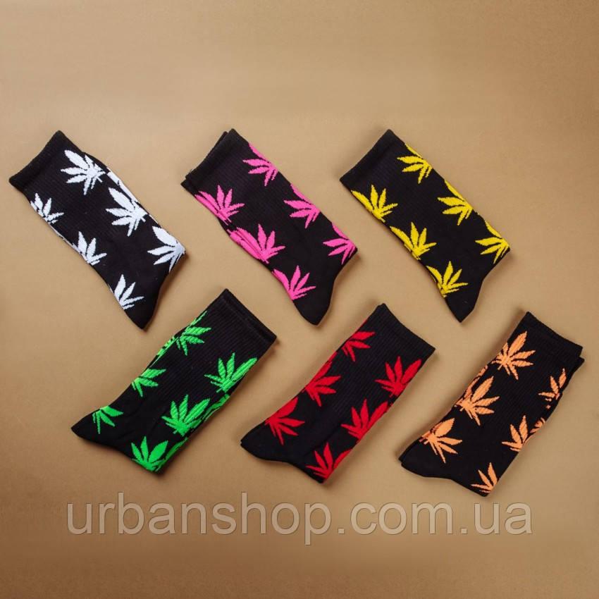 Шкарпетки HUF HUF Black & White
