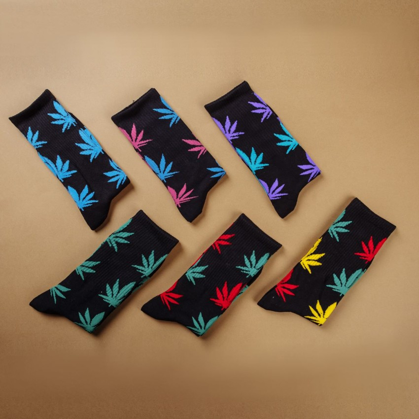 Шкарпетки HUF HUF Black\Blue Sky