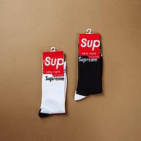 Шкарпетки Supreme Supreme Long White