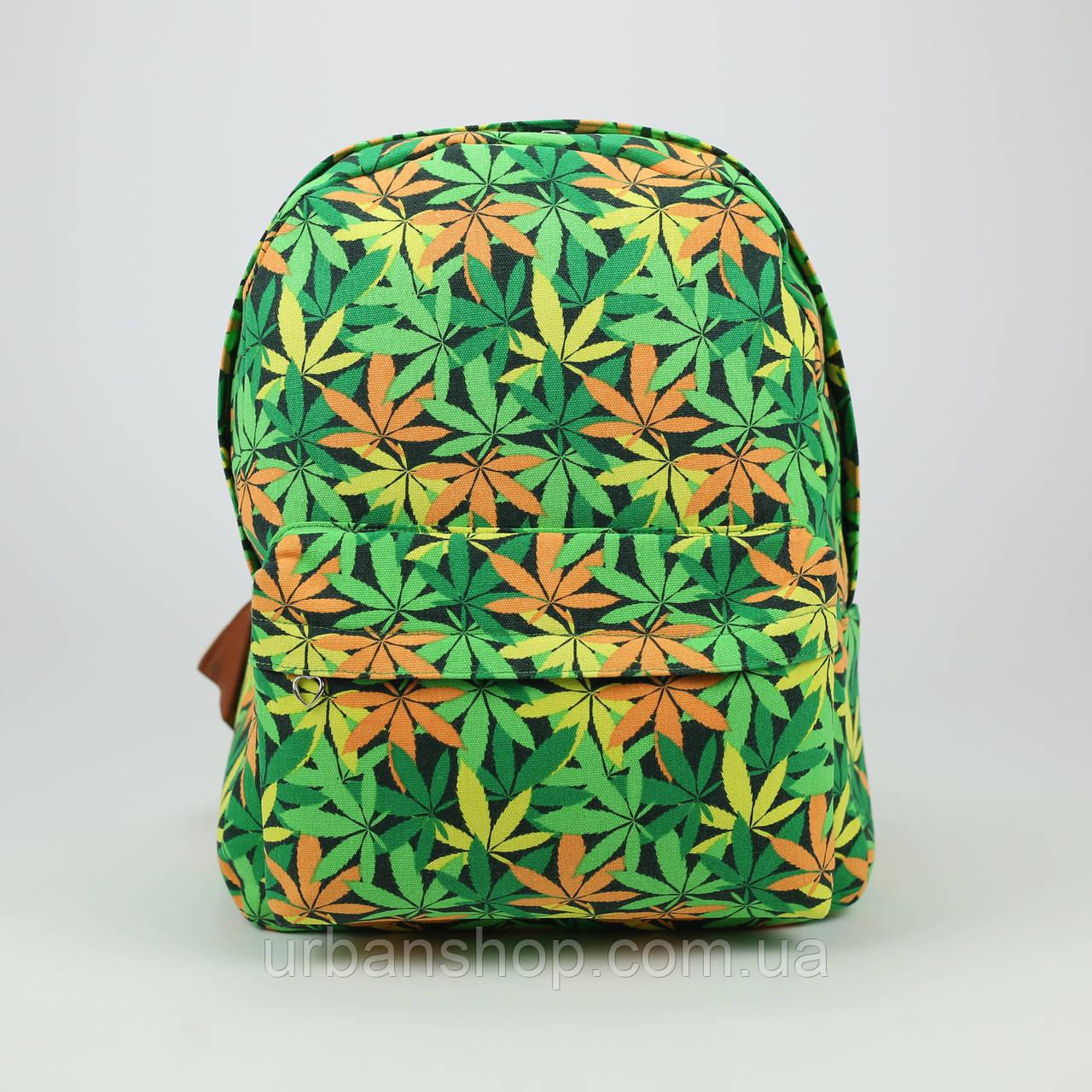 Рюкзак Рюкзак Cannabis
