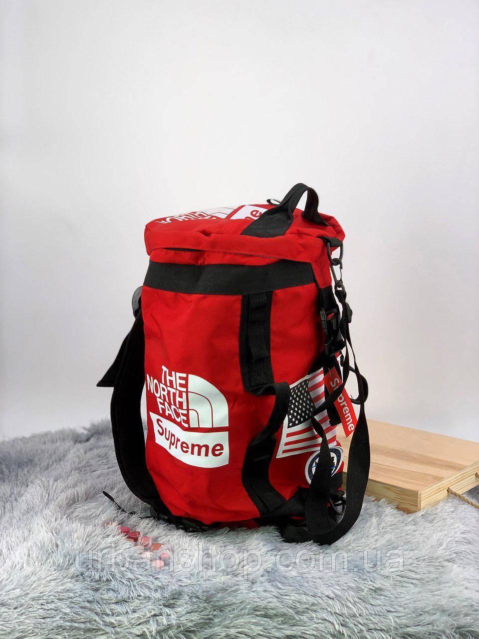 e698617a3fbd Купить Рюкзак TNF x Supreme - спортивна сумка в Интернет-магазине ...