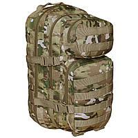 Рюкзак тактический  ASSAULT (L) большой   мультикам  (Mil-tec)  Германия