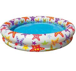 Детский надувной бассейн.Бассейн надувной, детский.Бассейн детский.