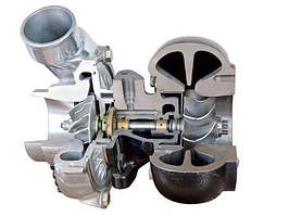 Ремонт турбін Фольксваген Т-4, Т-5, Пасат, Кадді і інших моделей VW