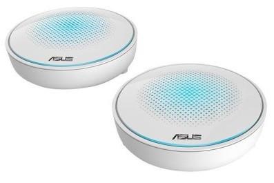 Бездротовий маршрутизатор Asus Lyra MAP-AC2200 COMPLETE HOME WI-FI MESH SYSTEM PACK 2