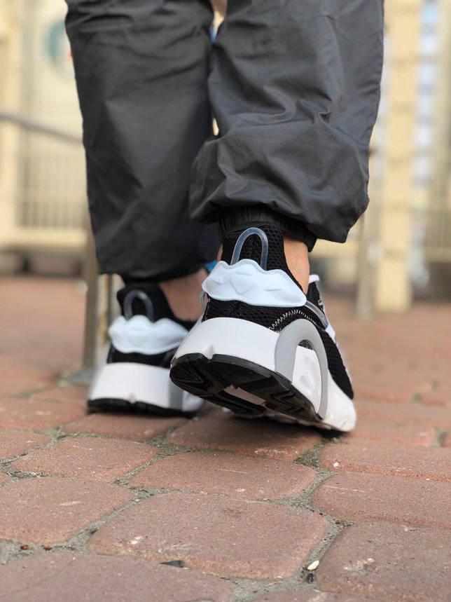 Кроссовки Adidas Lexicon Future Белые-Черные, фото 2