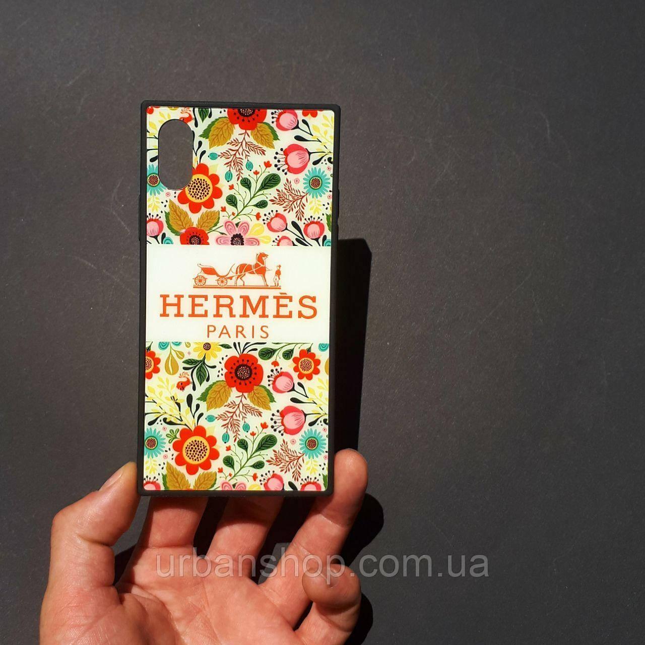Чохол Iphone X HERMES PARIS Apple