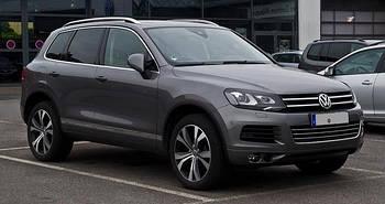 Volkswagen Touareg 2010-2018 (2)